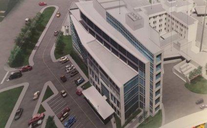 New hospital brings fresh