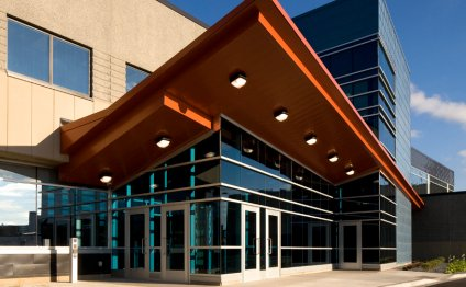 New building for Urgent Care