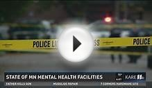 State of MN mental health facilities